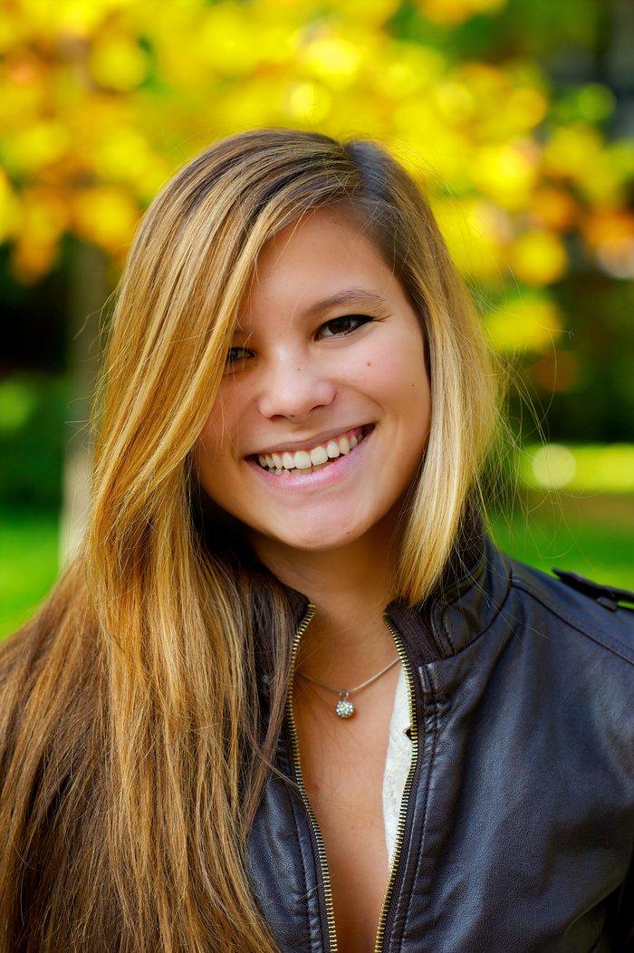 Laura Li, Hungary, BSc student