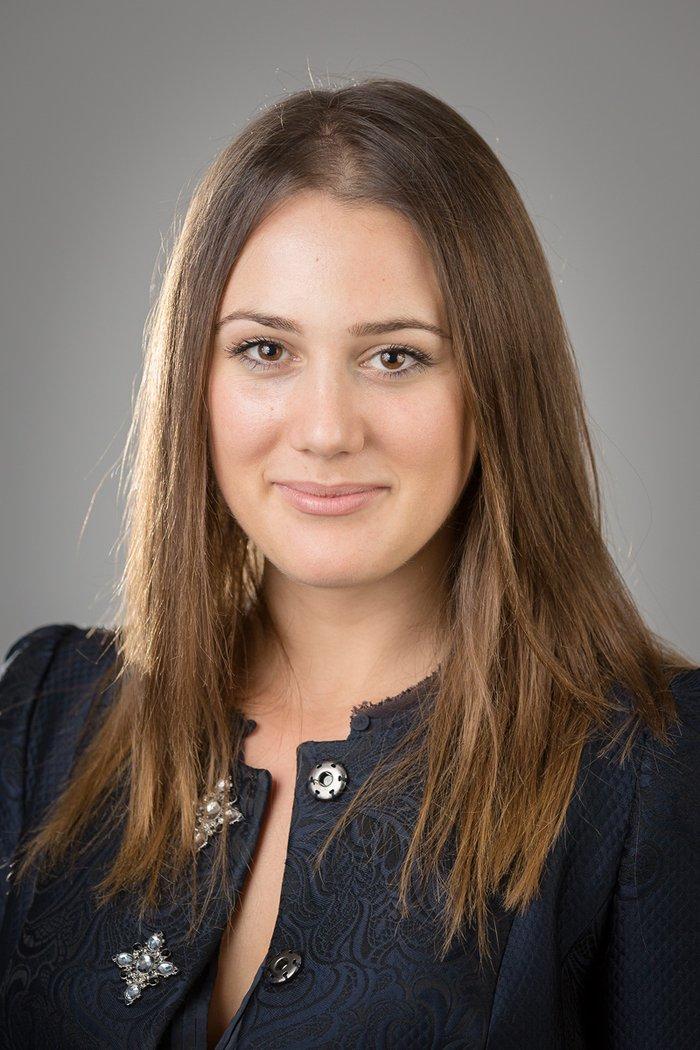 Vesna Mudresa, Serbien, M.Sc.-Studentin