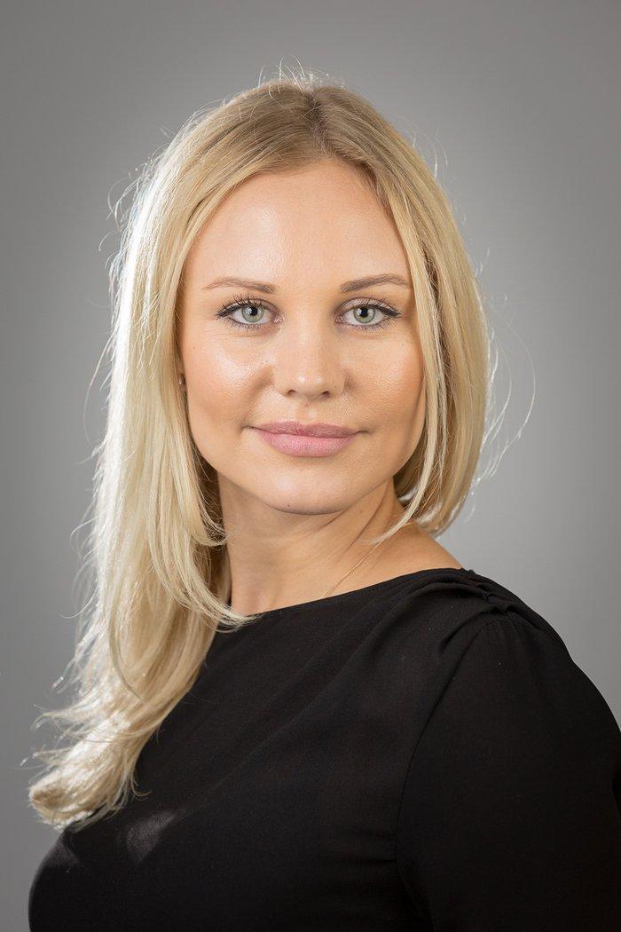 Irina Berezina, Litauen, M.Sc.-Studentin