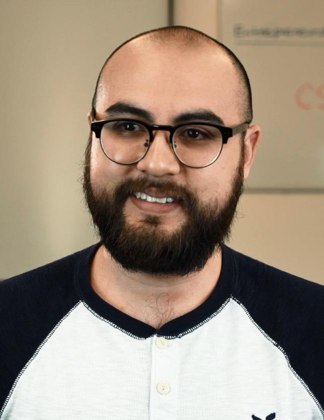 Jose Angel Trevino Hernandez, Mexico, MSc student