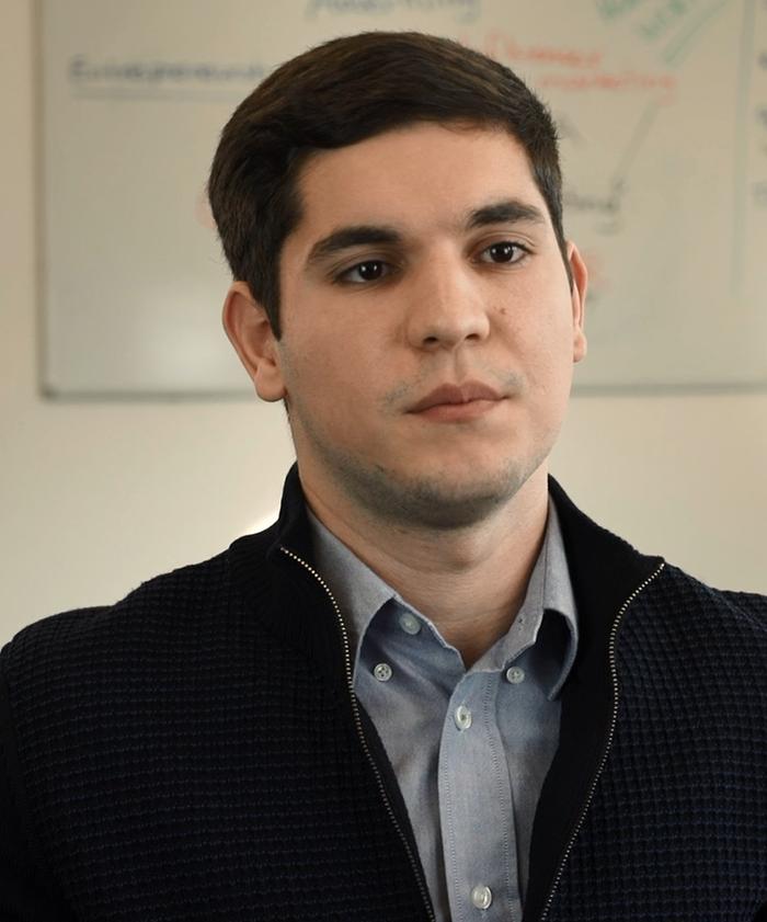 Atilla-Turan Bayramov, MSc student, Azerbaijan
